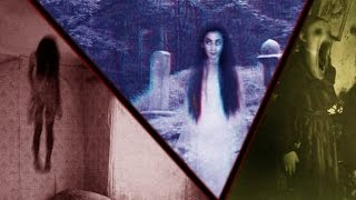 13 BEST Haunting GHOST Video Footage