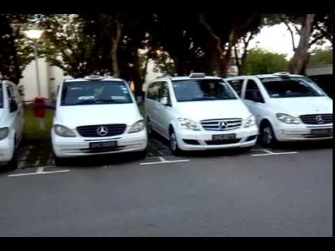 Maxi Cab Singapore | Mini Bus Charter