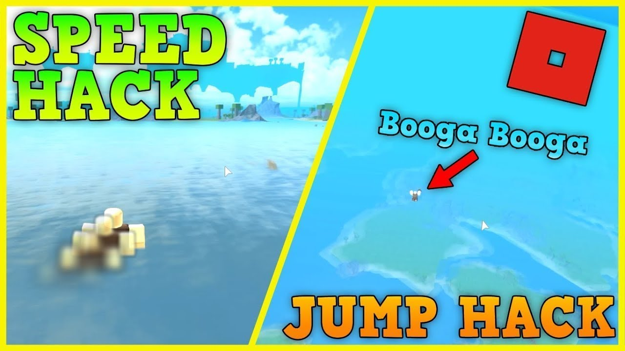 Speed Hack In Roblox Booga Booga