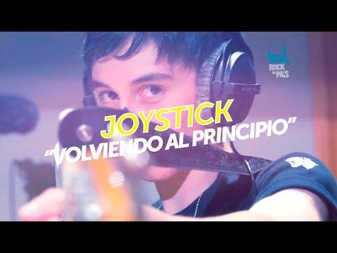 "Joystick - ""Volviendo al principio"""