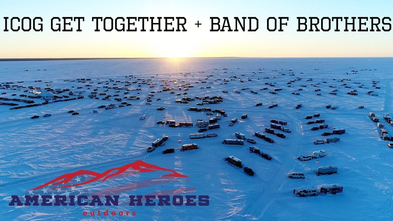 ICOG Get Together + Band of Brothers Outdoors