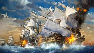 Age of Sail : Navy & Pirates - Android Gameplay ᴴᴰ