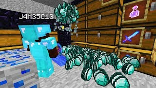 giving Minecraft xray hackers a FORTUNE 1000 pickaxe