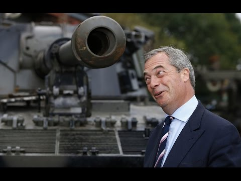 Nigel Farage: EU Army & NATO