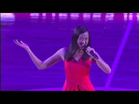 LA Clippers Chinese Heritage Night 2019 F. Hudson Yang, Fung Bros, Katherine Ho & Simu Liu
