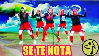 SE TE NOTA ft GUAYNAA - ZUMBA - ZIN 89