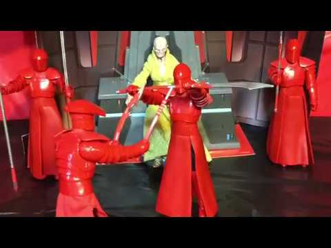 SNOKE THORNE AND PRAETORIAN GUARD VARIANTS REVIEW