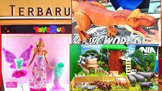 Mainan Anak TERBARU Di TOYSRUS Terbesar Terkumplit 2018