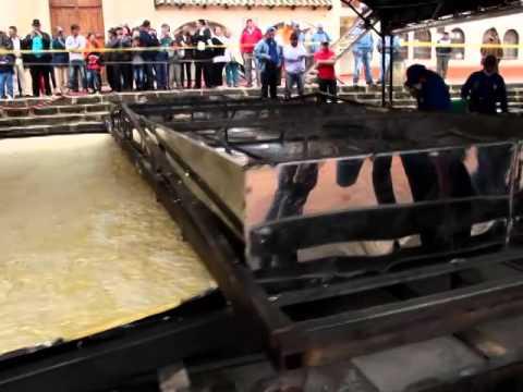 3er Festival de la arepa Ventaquemada