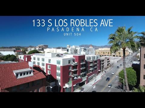 133 S Los Robles Unit 504 | Modern Studio at The Burton