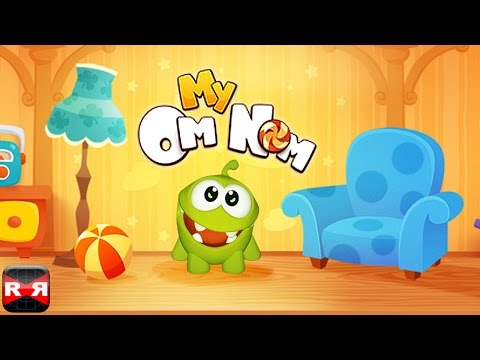 My Om Nom (By ZeptoLab UK Limited) - iOS / Android / Amazon - Gameplay Video