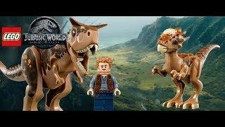 Все наборы Лего Мир Юрского Периода 2/Lego Jurassic world:Fallen kingdom sets