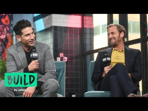 """Ford V Ferrari"" Stars Jon Bernthal & Josh Lucas Talk About The Film"
