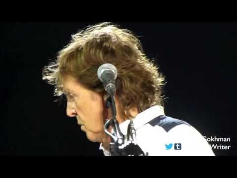 Kronos Quartet Backs Paul McCartney on 'Yesterday' at Outside Lands