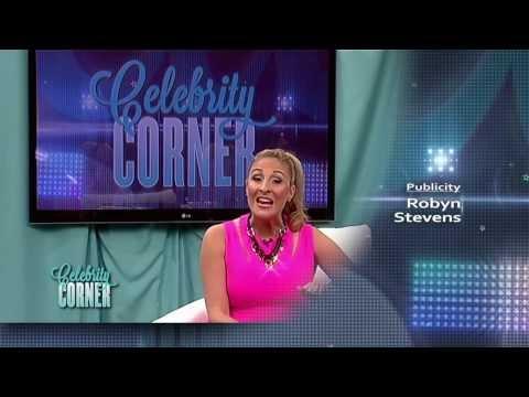 Celebrity Corner Season 2 - Show 3: Joey Fatone, Red carpet fashion and more!