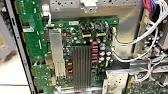 SANYO PDP-42XS1 Замена гибридки YPPD-J014C на YSUS 6871QYH045D .