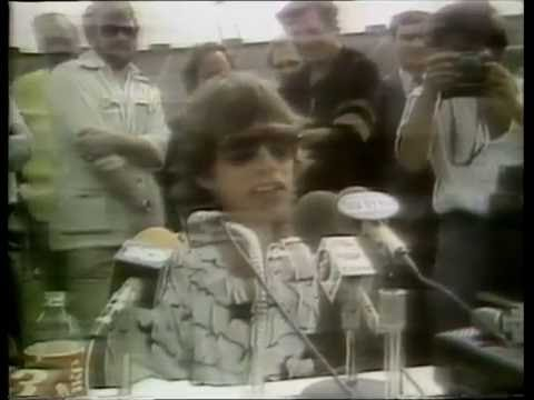 Rolling Stones : TV report on 1981 US tour
