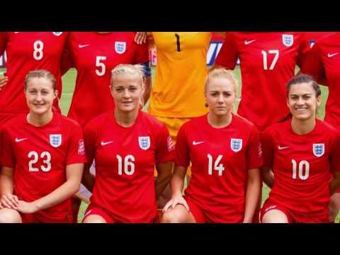 Women's Euro-2017 qualification. England - Serbia (04/06/2016)