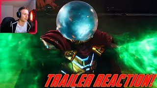 Spider-Man: Far From Home | Official Trailer Reaction!