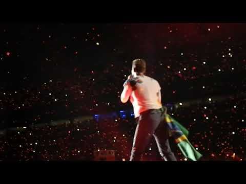 Coldplay :: Fix You - Live Porto Alegre 11/11/2017