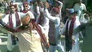 Jacobabad Sindhi Topi Ajrak