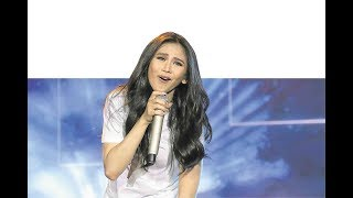 SARAH GERONIMO Habang may technical problem 🤣🤣👏👏 di nag paawat Live in Iloilo KILOMETRO