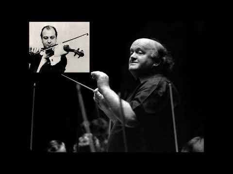 Josef Sivo - Prokofiev Violin Concerto No. 1 D major 1mvt