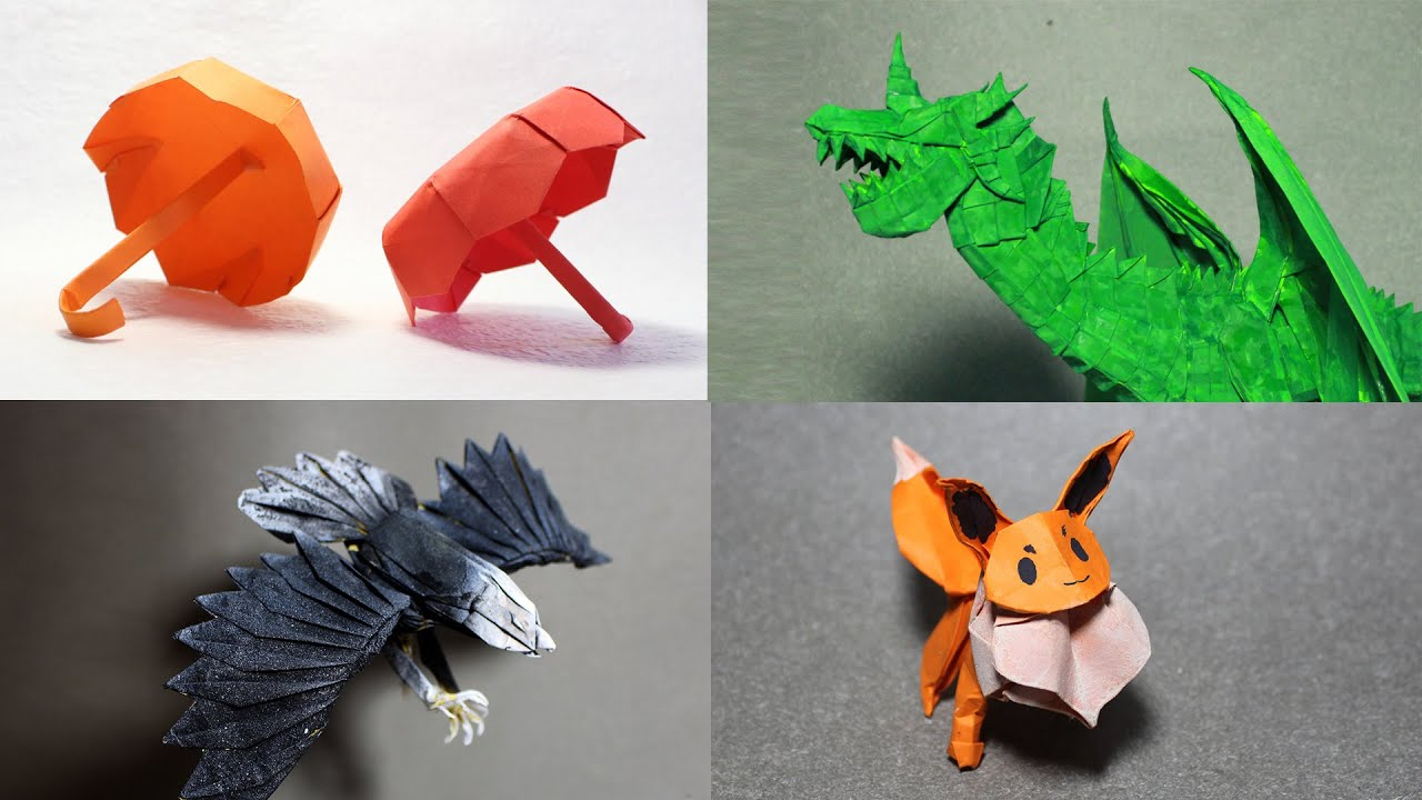 What is origami youtube jeuxipadfo Image collections