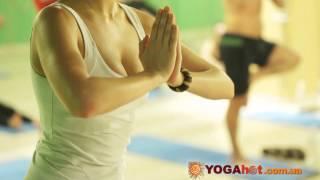 Центр горячей йоги YogaHot, горячая йога Киев