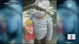 Gobierno abandonó a mi hija; eso es falso, responden autoridades a padre de niña con cáncer