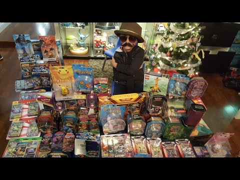 Opening Pokemon Booster Packs from Carls Collectibles and Cardshop! CARL GETS MAD!!!!