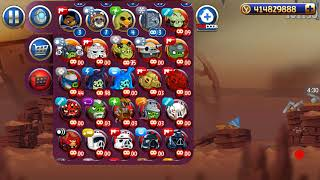 Angry Birds Star War | All Feathers On Deck - Master Your Destiny!!