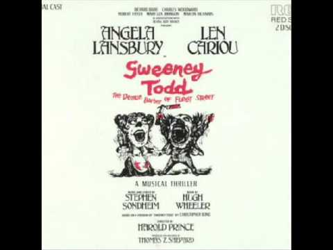 Sweeney Todd - Parlour Songs