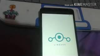 como instalar a Rom Lineage 7.1.2 lenovo VIBE K6 ..Lenovo k6 unofficial Lineage OS 14.1