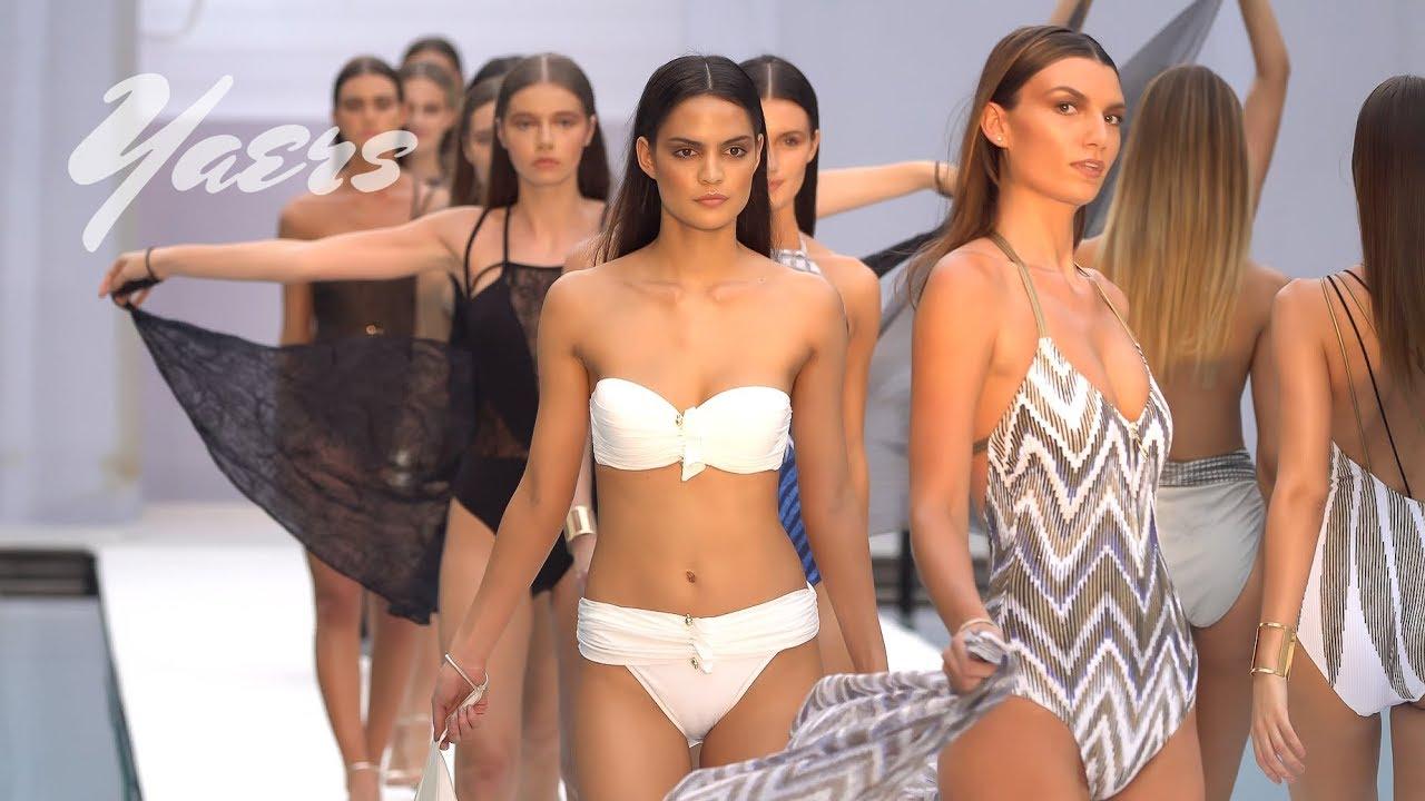 Gottex Swimwear Bikini Fashion Show SS 2018 Miami Swim Week 2017