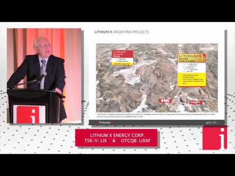 """Lithium X presents """"Charging our World, Fuelling the Future"""" at #CTMS2017"""