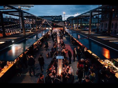 Manifesto, a Food 'n Culture Market in Prague