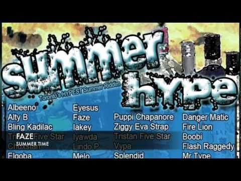 Summer Hype Riddim Mega Mix Smoke Shop Productionz PT 1 OF 2