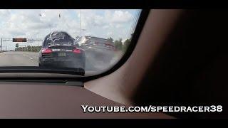 Audi R8 Spyder massive crash thumbnail