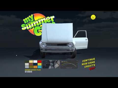 Новый контент на экспериментальной ветке | My Summer Car #1
