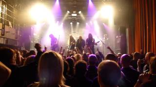 Download U.D.O. - A cry of a nation @ Sticky Fingers, Gothenburg, Sweden 2013-10-13 MP3 song and Music Video
