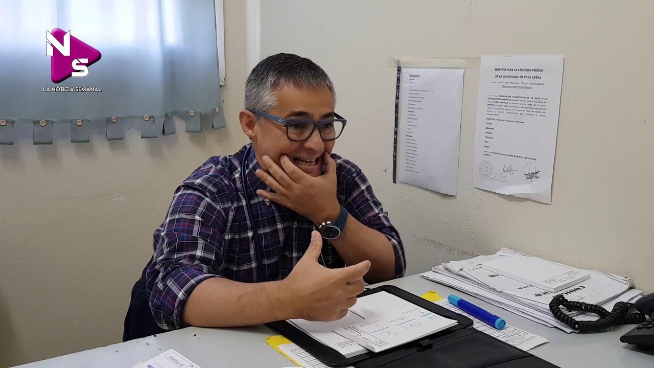 Entrevista al Dr. Ternavasio acerca de la prevención del ACV | LA NOTICIA SEMANAL