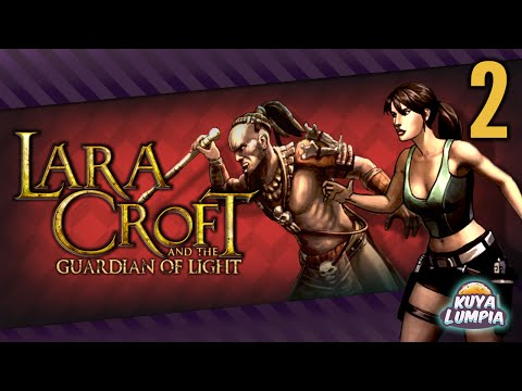 """Lara Croft and the Guardian of Light - Episode 2: """"Fancy A Shag?"""" 