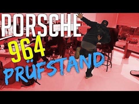 JP Performance – Porsche 964 | Ab auf die Rolle!