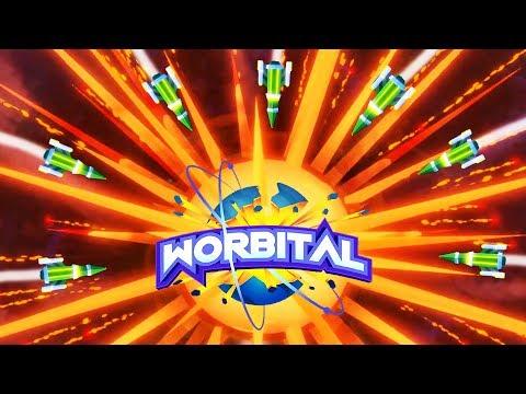 Creating a SUPERNOVA and BLACK HOLE! - Worbital Gameplay