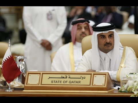 The Crisis in the Gulf  As Saudi Arabia and Qatar Face Off