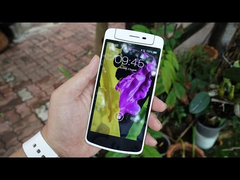 รีวิว OPPO N1 mini by bacidea