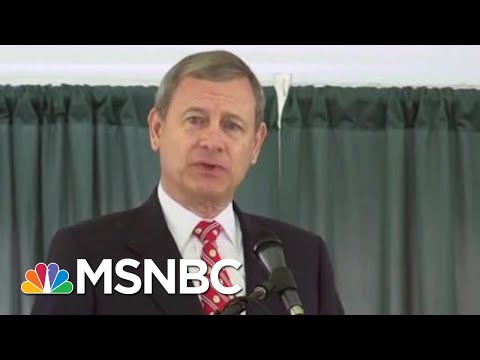 For People On Both Sides Of Our Political Divide, It Does Apply To You | MTP Daily | MSNBC