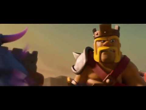 The story of the barbarian king!