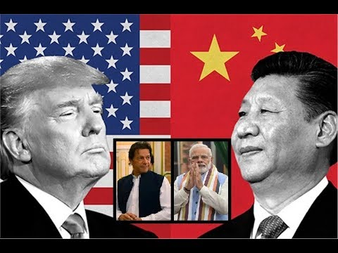 Pakistan Benefits From Trumps Economic War On China - MBZ And MBS Are The Intermediaries
